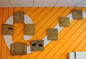 fresque centre d'hébergement