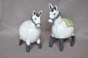 poney en raku