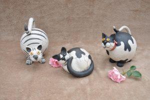 chats en raku