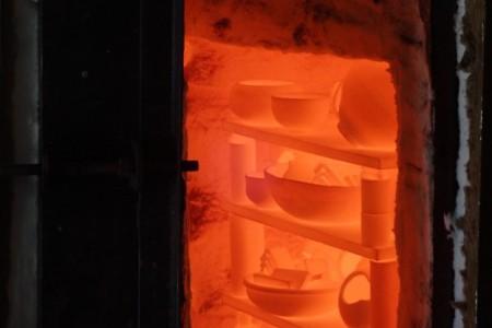 cuisson poteries sigillées