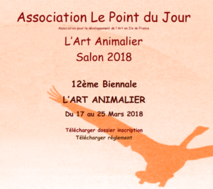 salon d'art animalier de st pierre les nemours